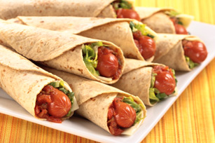 Hot Dog Wrap Olé Image 1