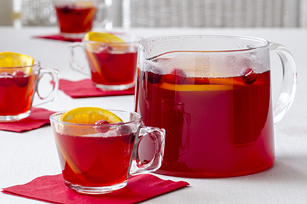 Hot Sangria Punch