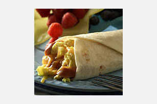 Hot Dog Morning Burrito Image 1