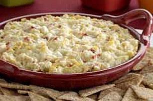 Hot Feta Artichoke Dip Image 1