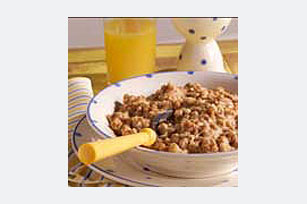 Hot Cereal with Oats Image 1