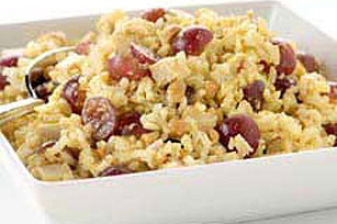 Hurry Curry Turkey Rice Salad