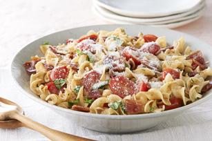 Italian-Style Bacon & Tomato Toss Image 1