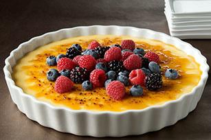 Italian-Style Crème Brûlée