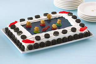 "JELL-O ""Dive-on-In"" Cake"