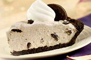 JELL-O Cookies & Cream Pudding Pie