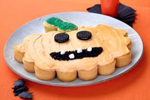 «Gâteau» citrouille d'Halloween Image 1