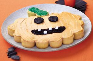 """Jack-o'-Lantern """"Cake"""""""