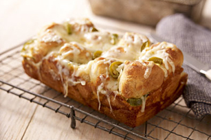 Jalapeno & Cheese  Monkey Bread