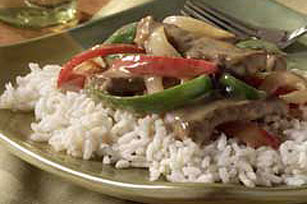 Jalapeno Pepper Steak