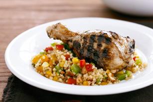 Jamaican-Style Jerk Chicken