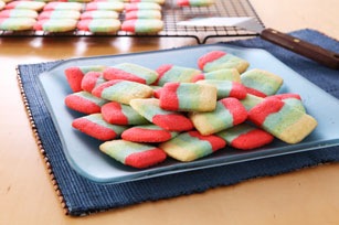 JELL-O Fruity Rainbow Cookies
