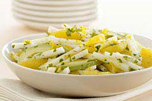 Orange-Avocado Salad with Jicama Image 1