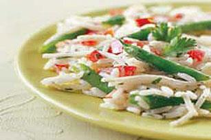 Ensalada de jícama y arroz Image 1
