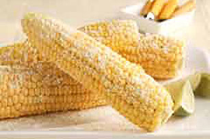 KRAFT Parmesan Corn on the Cob Image 1