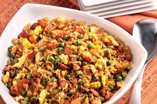 Kimchee-Bacon Fried Rice Image 1
