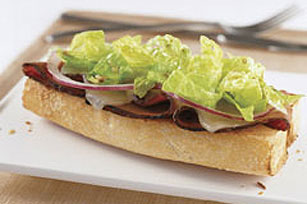 Knife-and-Fork Open-Face Sandwiches