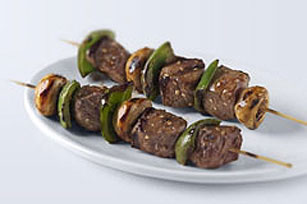 Kobe Sesame Steak Kabobs