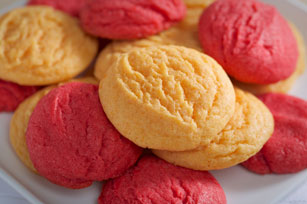 """Kolorful"" Kool-Aid Drop Cookies"
