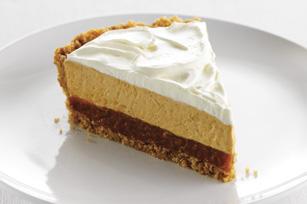 Layered Pumpkin Style Pie Image 1