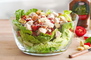 Layered Bruschetta Salad