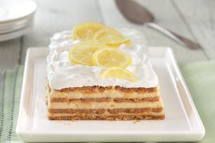 Layered Citrus Dessert