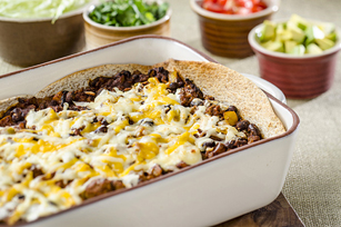 Layered Enchilada Bake Made Over