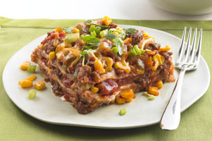 Layered Mexican Bake Image 1