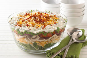 Layered Summer Salad