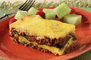 Layered Chile Casserole