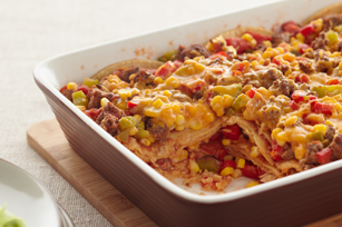 layered fiesta casserole recipe kraft canada