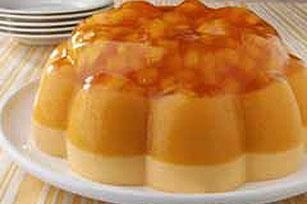Layered Mango Dessert