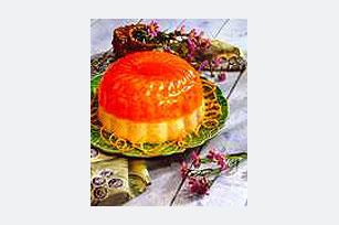 Layered Orange Pineapple Mold Image 1