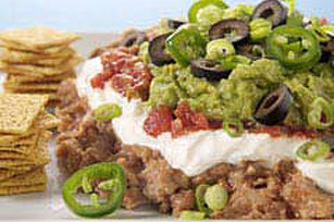 Layered Taco Dip Image 1