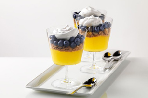 Blueberry-Lemon Parfaits Image 1
