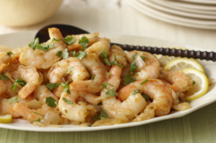 Lemon-Cilantro Shrimp