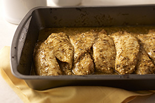 Lemon, Garlic & Herb Tilapia Image 1