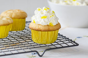 Lemon Jewel Cupcakes