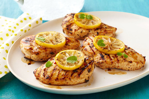Lemon-Oregano Chicken Image 1
