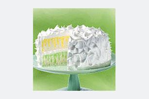 Lemon-Lime Poke Cake Image 1