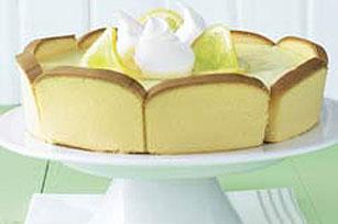 Lemon Flan Cake