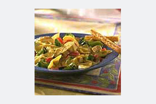 Lemon Grilled Chicken and Pasta Salad Image 1
