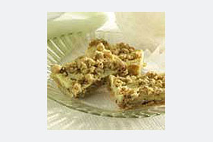 Lemon Nut Bars