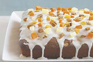 Lemon Tropical Pound Cake Image 1