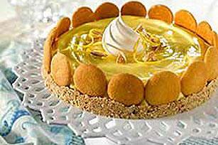 Lemon Truffle Torte Image 1