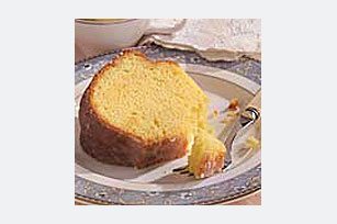 Lemonade Pudding Cake Image 1