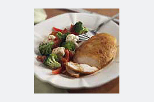Lemony Parmesan Chicken Image 1