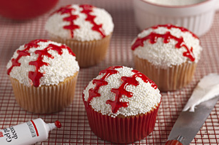 Let's-Play-Ball Cupcakes Image 1