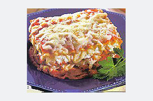Quick Homemade Lasagna Recipe Image 1