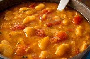 Lima Bean Soup Image 1